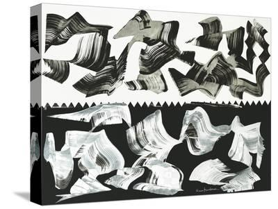 Ngayah-Nino Mustica-Stretched Canvas Print