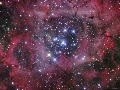 NGC 2244-Stocktrek Images-Photographic Print