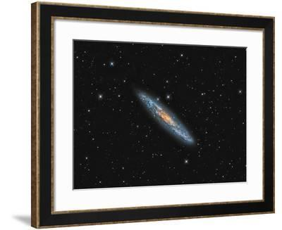 Ngc 253, the Sculptor Galaxy-Stocktrek Images-Framed Photographic Print