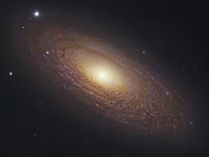 Ngc 2841, Spiral Galaxy in Ursa Major