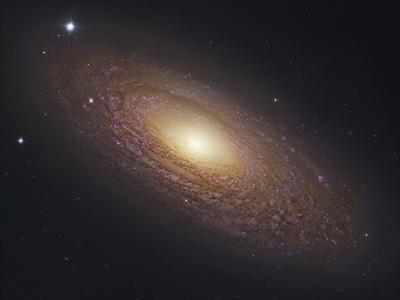 Ngc 2841, Spiral Galaxy in Ursa Major--Photographic Print