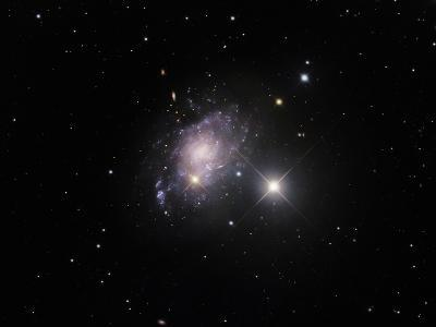 NGC 45 Is One of the Closest and Lowest Surface Brightness Spiral Galaxies-Robert Gendler-Photographic Print