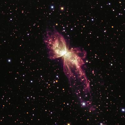 NGC 6302 the Bug Nebula or Butterfly Nebula NGC 6302-Robert Gendler-Photographic Print