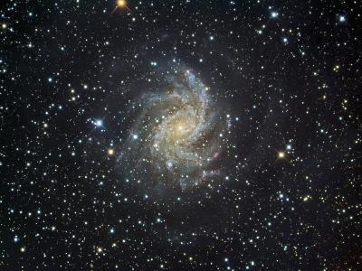 Ngc 6946 Spiral Galaxy in Cepheus-Robert Gendler-Photographic Print