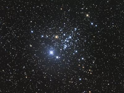 Ngc457 Open Star Cluster in Cassiopeia-Robert Gendler-Photographic Print