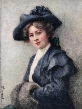 Eileen, Daughter of Henry Marshall, 1913