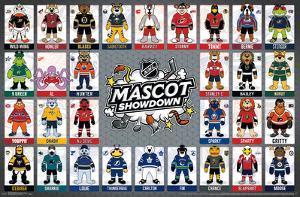 Nhl - Mascots 19