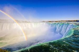 Niagara Falls Rim & Rainbow