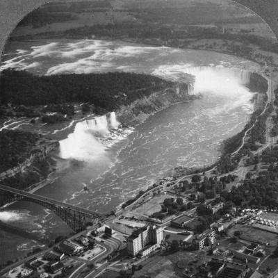Niagara Falls, USA, C1900s--Photographic Print