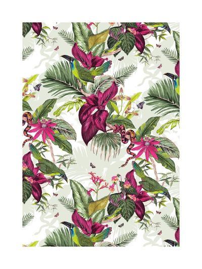 Nicaragua-Jacqueline Colley-Giclee Print