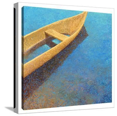 Nicaraguan Blues-Iris Scott-Gallery Wrapped Canvas