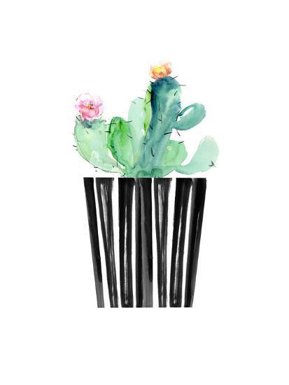 Nice Cactus-Dakota London-Art Print