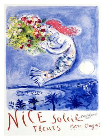 Nice, Soleil