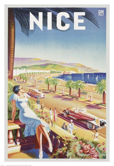 Nice--Art Print