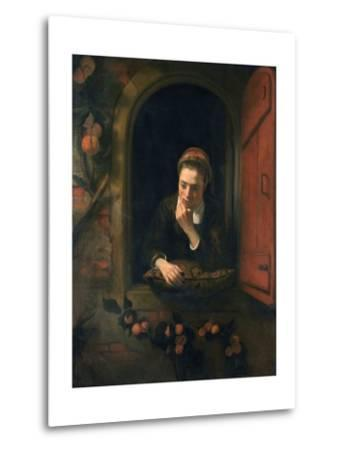 Girl at a Window, or 'The Daydreamer'