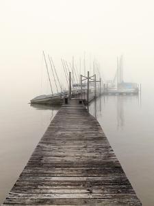 Harbor Fog by Nicholas Bell