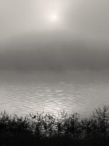Monochrome Sunrise by Nicholas Bell
