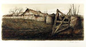 Old Farm by Nicholas Berger