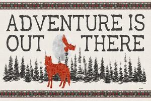 Adventure Is Out There by Nicholas Biscardi