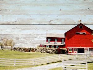Farm Fence by Nicholas Biscardi