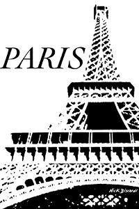 Modern Paris II by Nicholas Biscardi