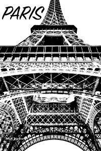 Modern Paris IV by Nicholas Biscardi
