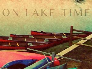 On Lake Time by Nicholas Biscardi