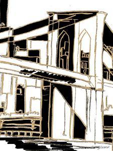 Tenement Brooklyn by Nicholas Biscardi