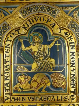 The Resurrection of Christ, from the Verdun Altar