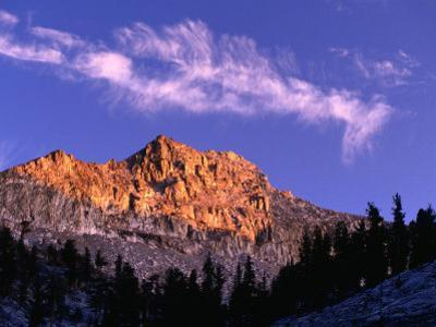 Eagle Crest, Sierra Nevada, Mineral King, USA