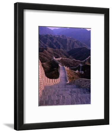 Great Wall of China, Badaling, China