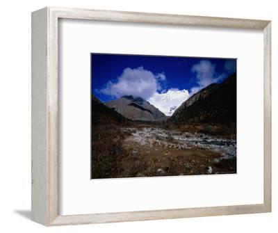 Mt. Thomolhari, Bhutan
