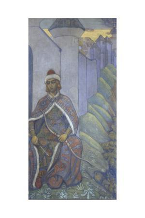 A Knight, 1910