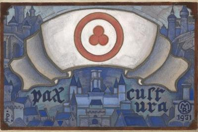 Banner of Peace, 1931 by Nicholas Roerich