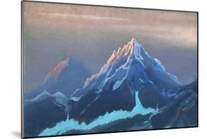 Himalayas, 1943 by Nicholas Roerich