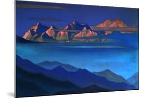 Kangchenjunga, 1944 by Nicholas Roerich