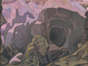 Rondane, Stage Design for the Theatre Play Peer Gynt, 1911 by Nicholas Roerich