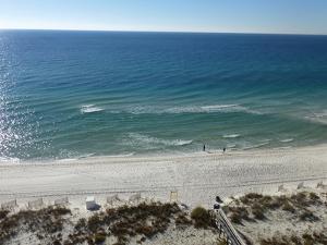 View at Pensacola Beach, Florida. November 2014. by NicholasGeraldinePhotos