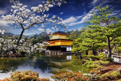 Gold Temple Japan by NicholasHan