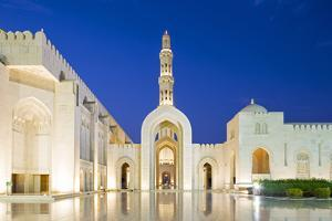 Oman. Muscat Governorate, Muscat by Nick Ledger