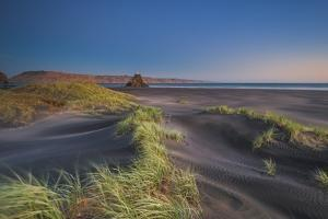 Looking South from Whatipu Beach by Nick Twyford Photography