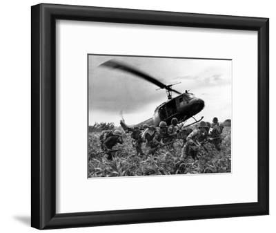 Vietnam War U.S. Army Helicopter