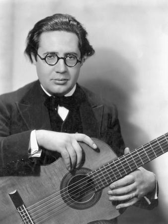 Andres Segovia (1893-1987)