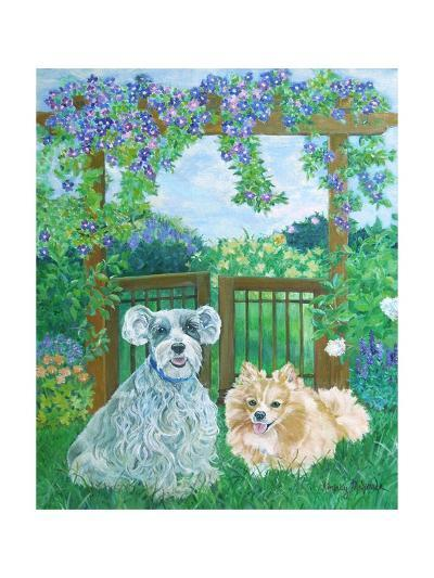 Nicky and Annie, 2014-Kimberly McSparran-Giclee Print