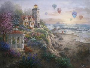 Charming Tranquility I by Nicky Boehme