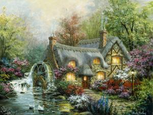 Country Retreat by Nicky Boehme