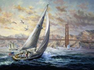 Golden Gate by Nicky Boehme