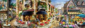 Late Afternoon in Italy by Nicky Boehme