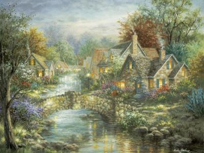 Stonehedge Bridge by Nicky Boehme
