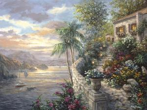 Tranquil Sea by Nicky Boehme